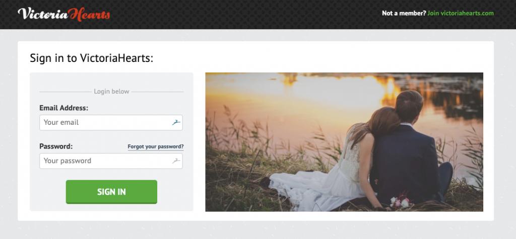 VictoriaHearts.com - International Dating Sites