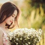 tender asia girl