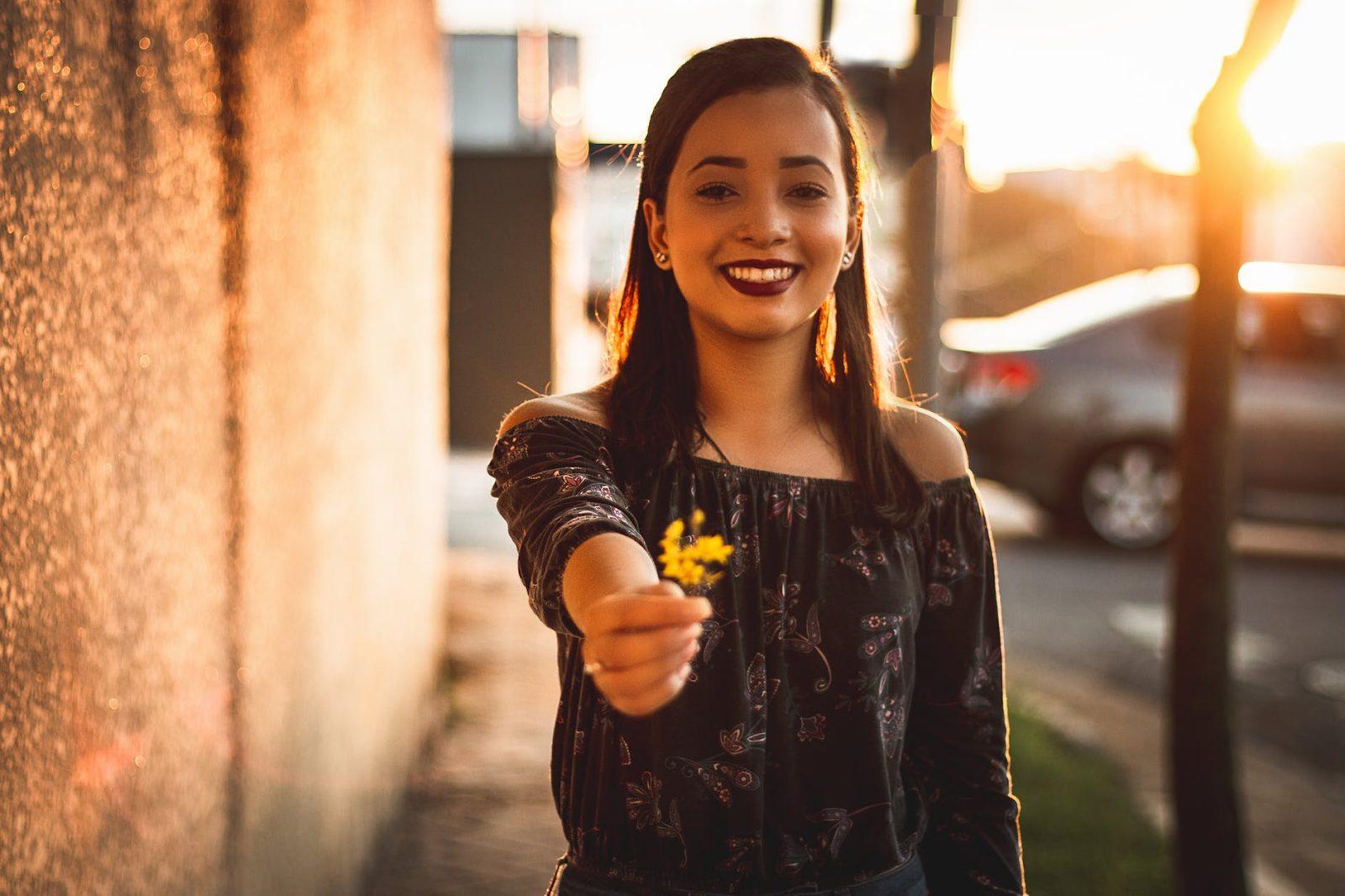 Venezuelan girl